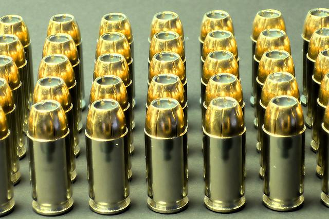 Penetration hollow point